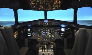 Destinations Executive Flight Center: One, Two, or Three 30-Minute Flight-Simulator Experiences at Destinations Executive Flight Center (59% Off)