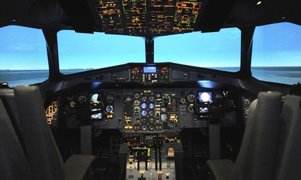 $95 for a Flight-Simulator Package at Above All Aviation ($149 Value)