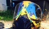 Boss Paintball Field -  Locust : Paintball Packages for Two or Four at Boss Paintball Field (Up to 60%  Off)