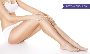 Serenity Rejuvenation Center: Three Laser Hair-Removal Treatments on a Small, Medium, Large, or Extra-Large Area (Up to 88% Off)