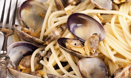 $16 for $30 Worth of Italian Food at Bacco Wine Cafe