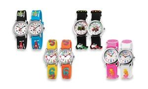 Sélection de montres-bracelets analogiques Excellanc pour enfants