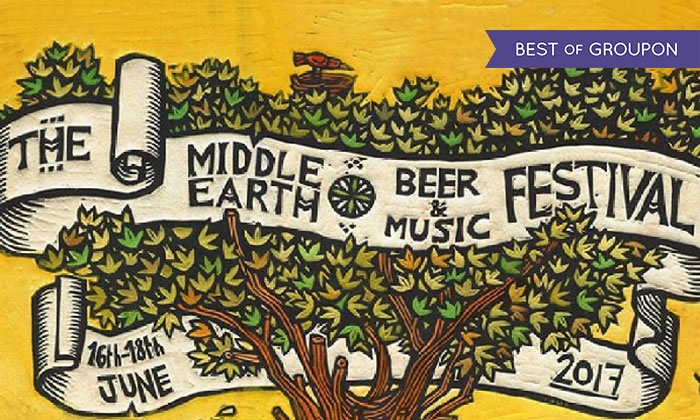 Hogshead Promotions - Waddow Hall: Middle Earth Beer Festival on 16 - 18 June at Waddow Hall (Up to 50% Off)