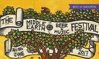 Middle Earth Beer Festival on 16 - 18 June at Waddow Hall (Up to 50% Off)