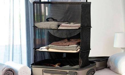 Organizzatore pieghevole armadio