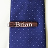 Up to 38% Off Custom Tie Clip and Cuff Links from KraftyChix