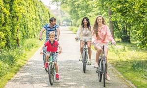 Parco Giardino Sigurtà: Parco Giardino Sigurtà - Speciale Autunno: 2 ingressi e un'ora di bicicletta a noleggio (sconto 50%)