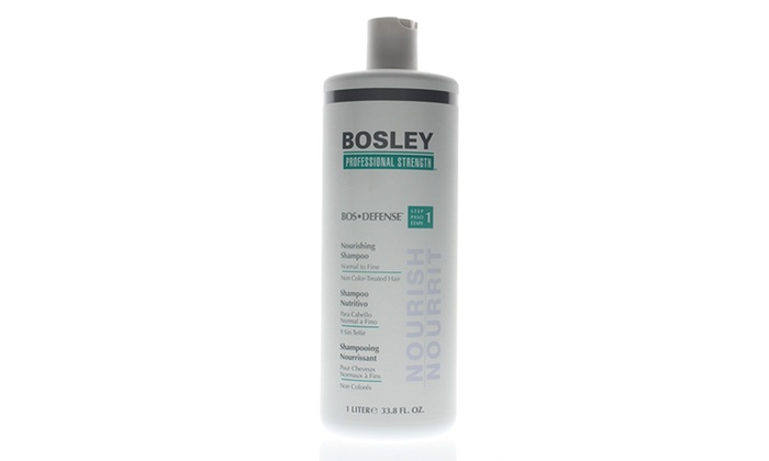 Bosley Professional Strength Shampoo Or Conditioner 1 Or 2 Pack Groupon