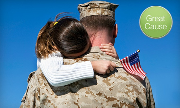 Not Alone - Sachs Harbour: $11 Donation to Help Sponsor Veteran Counseling