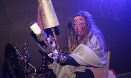 Entreeticket voor horrorevent The Nightmare op 6 en 7 oktober 2017 bij TAC in Eindhoven
