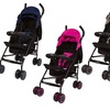 Lightweight Adjustable Baby Stroller