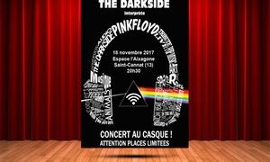 Franck Alcaras Média: 1 place pour le Darkside Immersion Tour, le dimanche 18 mars 2018 à 20h30 à 25 € à la Salle Aixagone