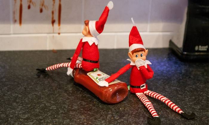 Elves Behaving Badly From £4.98