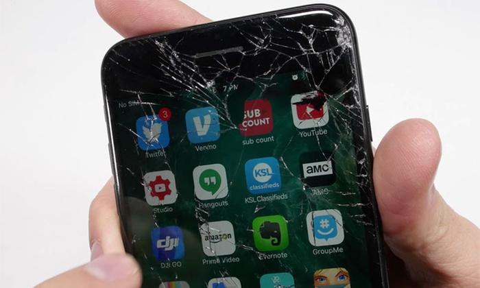 Pose de verre trempé ou réparation de vitre tactile + écran pour iPhones dès 4,99 € chez Eco Phone