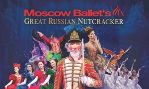 Moscow Ballet – Up to 56% Off
