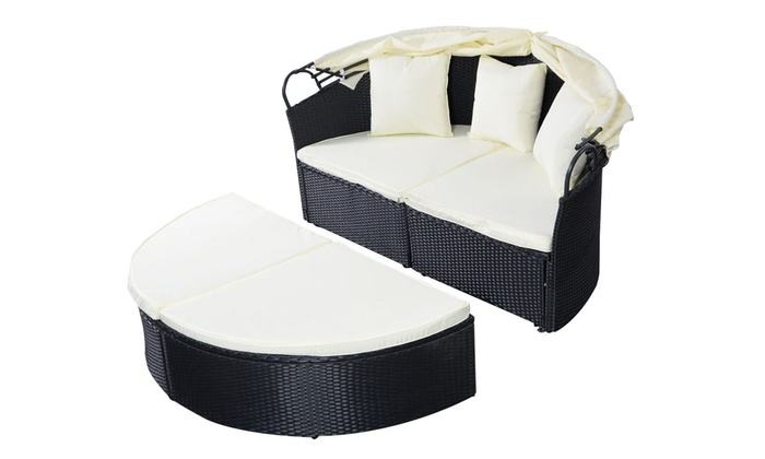 Up To 25% Off on Outdoor Patio Sofa Furniture ...   Groupon Goods