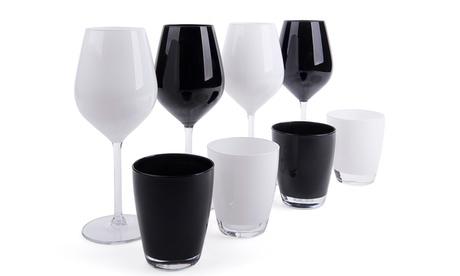 Set de 4 vasos o copas