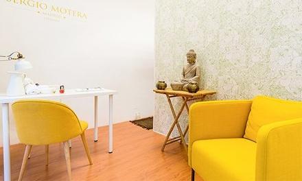 Manipedicura con opción a masaje corporal y/o tratamiento facial desde 19,95 € en Beauty Center By Sergio Motera