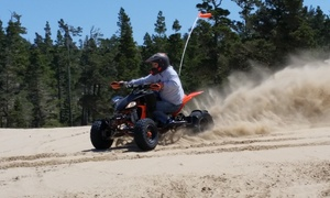 Ridin' Dirty ATV Rentals: Up to 50% Off ATV Rental at Ridin' Dirty ATV Rentals