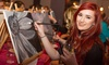 Art Tonite: Paint Party Tickets at Local Bars (Up to 53% Off)