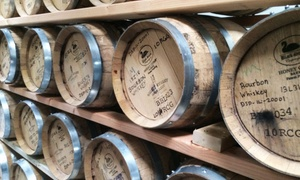 Quincy Street Distillery: $20 for a Distillery Tour for Two with Two Glencairn Glasses at Quincy Street Distillery ($44 Value)