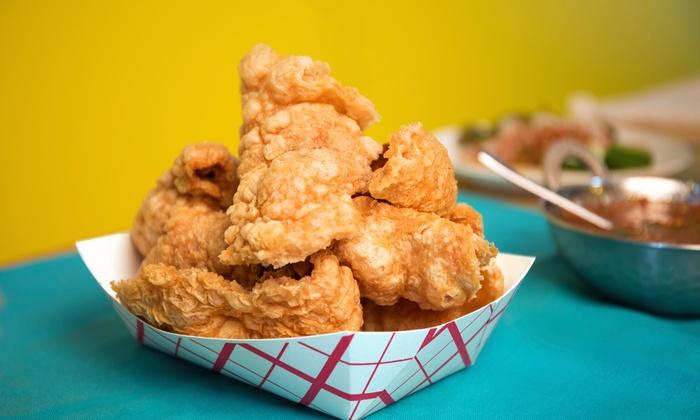 Buenavista Bakery & Cafe - Northridge: $2.80 Off 18 Empanaditas (Pie Pockets) at Buenavista Bakery & Cafe