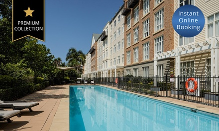 Newcastle, NSW: 1-3 Nights for Two w/ Brekky, Late Check-Out & Optional High Tea or Seafood Platter 5* Rydges Newcastle