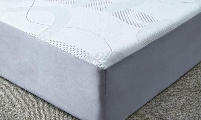 ComforPedic Loft from Beautyrest 8 Gel Memory Foam Mattress Groupon