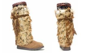 Muk Luks Leela Women's Boots