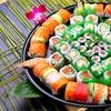 Sushi box da asporto con 52 o 104 pezzi a Cernusco
