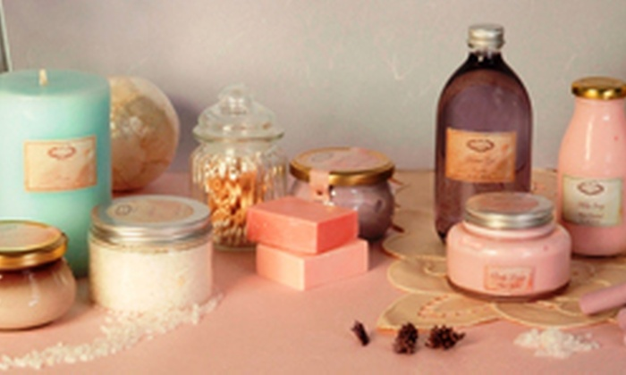 Lavan - Downtown Vancouver: $12 for $24 Worth of Natural Bath, Body, and Facial Products for Men, Women, and Babies at Lavan
