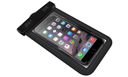 Protective Waterproof Pouch for Smartphones