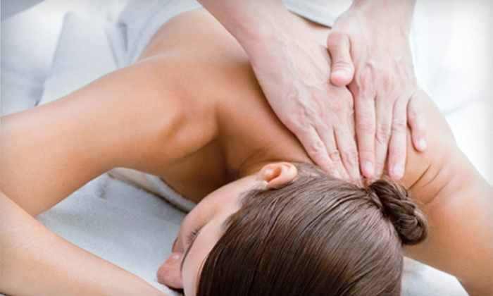 Dr. Glen R. Cauble, DC - Fountain Valley: One or Three 60-Minute Massages with Chiropractic Exam and Consultation from Dr. Glen R. Cauble, DC (Up to 65% Off)