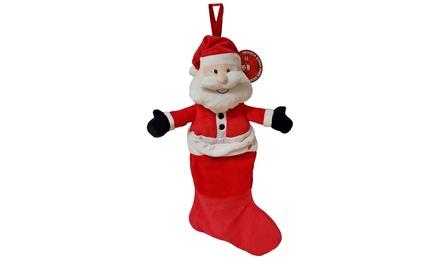 Singing Christmas Stocking