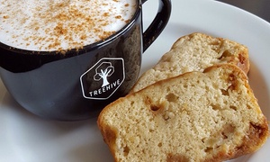 TREEHIVE café + play: Kids Play Passes and Café Food at TREEHIVE café + play (Up to 50% Off)