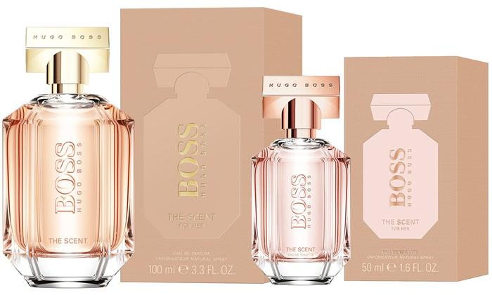 hugo boss the scent for her 50ml