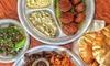 Kabobshak Mediterranean of Selden - Selden: Mediterranean Cuisine for Two or More at Kabobshak (Up to 40% Off)