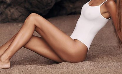One or Three Sessions of Solaris Spray Tan at Heaven Face and Body, Three Locations (Up to 71% Off)