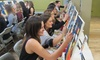 Up to 60% Off BYOB Sip & Paint Class