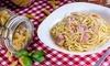 Dowolna duża pasta