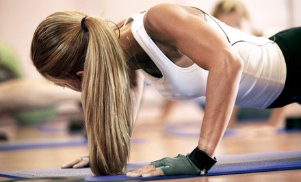 One- or Three-Month Gym Membership, or 10 Fitness Classes at Dedicated Motivated (Up to 55% Off)