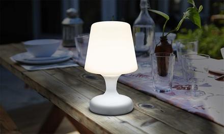 1, 2 ou 4 lampes LED Nomad sans fil pour extérieur et intérieur, 3 niveaux dintensité