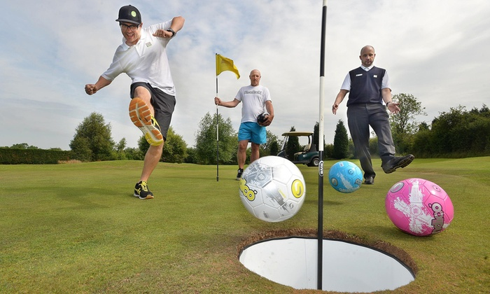 Image result for Footgolf