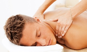 Natural Wellness Center: One, Three, Six, or Nine Trigger-Point Therapy Sessions at Natural Wellness Center (Up to 80% Off)