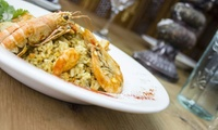 Eight Tapas for Two or 16 Tapas for Four at Baba Reeba (64% Off)