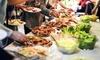All-you-can-eat-Brunch & Getränk
