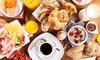 milchhäuschen - Berlin: Großes Frühstück für 2 oder 4 Personen im milchhäuschen (50% sparen*)
