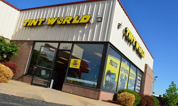 Tint World - Lenexa: $50 for $100 Gift Card — Tint World