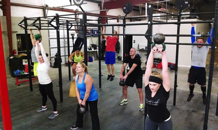 FIT Park Meadows CrossFit - FIT Park Meadows and Park Meadows CrossFit : 12 or 16 CrossFit or Bootcamp Classes or 1-Month Unlimited Classes at FIT Park Meadows CrossFit (Up to 54% Off)