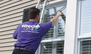 Up to 39% Off Window Cleaning at Window Genie Of Savannah at Window Genie Of Savannah, plus Up to 6.0% Cash Back from Ebates.